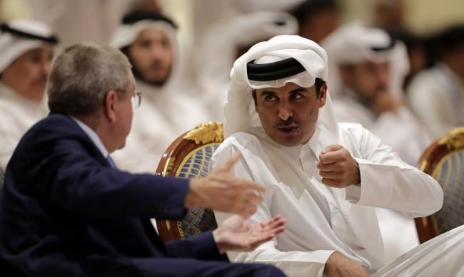 Катар се бори за домакинство на Олимпийските игри през 2032 г.