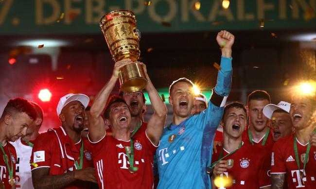 Байерн и Дортмунд взимат над 140 млн. евро от тв права