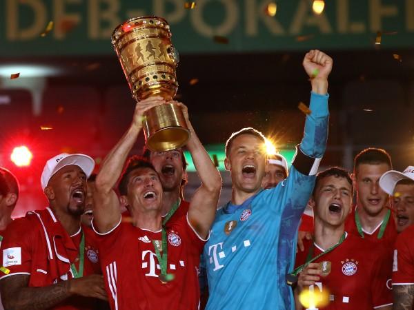 Германският хегемон Байерн Мюнхен ще получи 70.64 милиона евро от