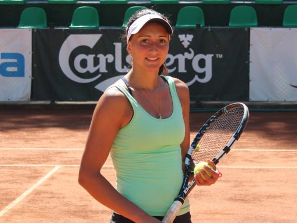 Българската тенисистка Александрина Найденова е със спрени права от Комисията