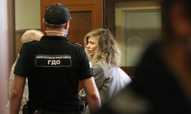 ЛиЛана остава в ареста, вещо медицинско лице не се яви в съда