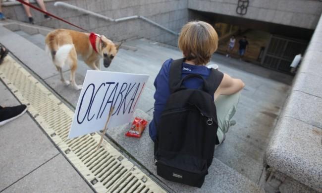Блокади в София през целия ден на различни места