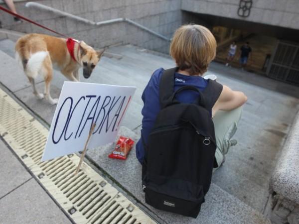 Три седмици след началото на протестите, организаторите готвят общонационален митинг