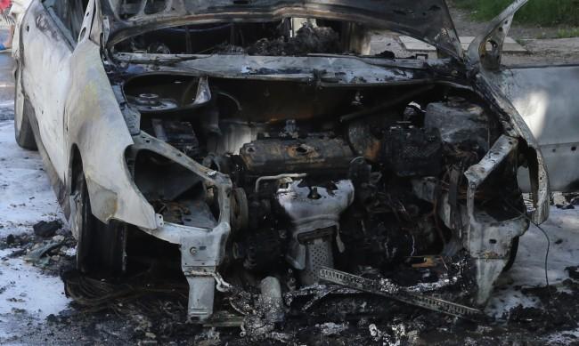 Задържаха мъж, запалил товарен автомобил в Поморие