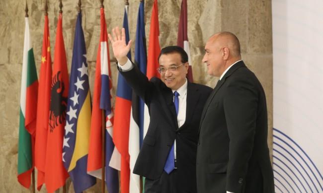 България избра страната на Европа за враждебност към Китай