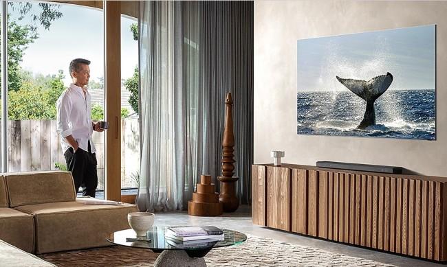 Телевизорът - високите технологии, съчетани с изкуство и дизайн