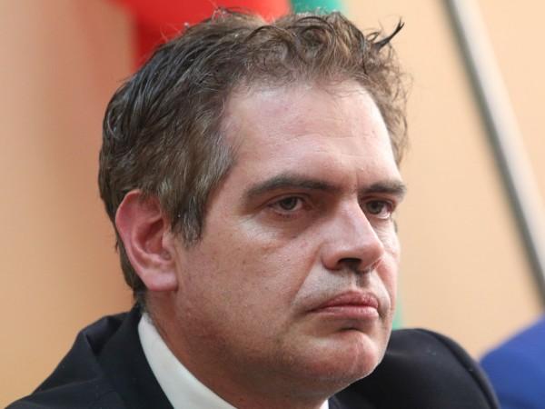 Новият министър на икономиката Лючезар Борисов се надява да има