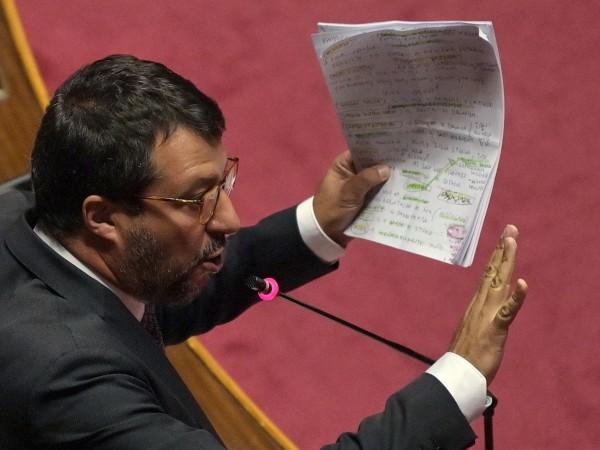 Горната камара на италианския парламент даде положителен вот по искането