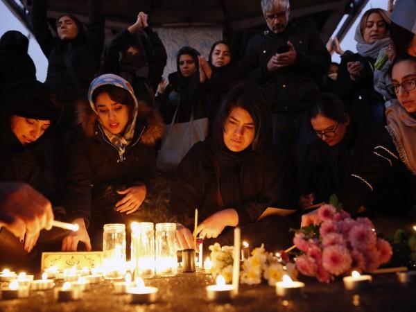 Иран се е съгласил да изплати обезщетение за катастрофата на