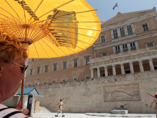 Гърция е твърдо решена да се отърси от икономическата криза.
