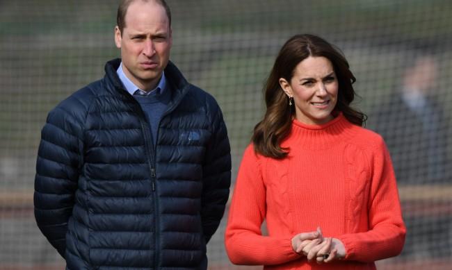 Принц Уилям с шантав подарък към Кейт в началото на връзката им
