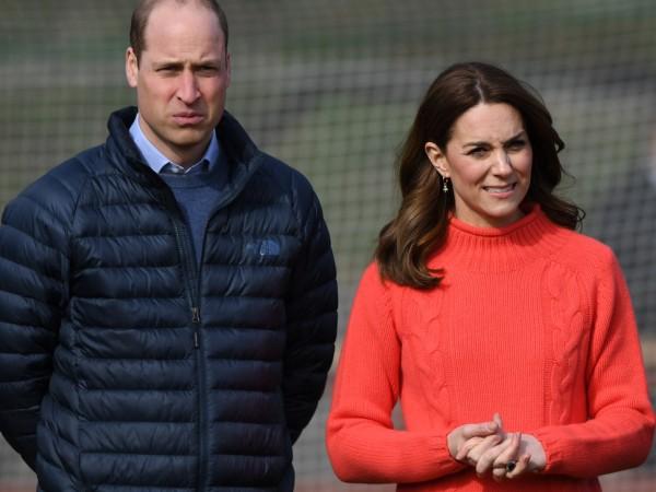 Принц Уилям и Кейт Мидълтън са се запознали, докато били