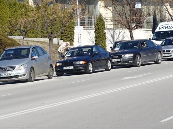 "Протестно автошествие с блокада на изхода на автомагистрала ""Тракия"" ще"