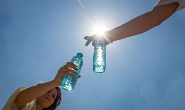 Този август - с 2°C по-горещо от нормалното, жега през целия месец