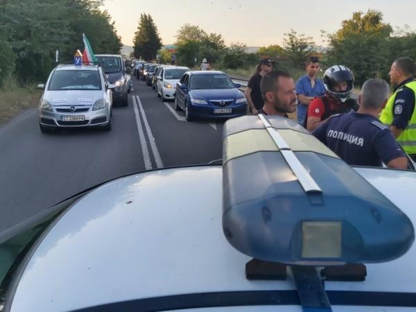 Полицията в Стара Загора няма да допусне протестиращите да блокират