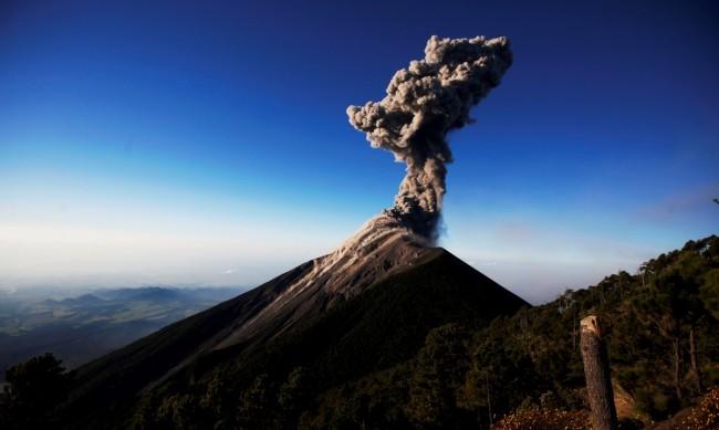Мамутите са изчезнали заради вулканични изригвания