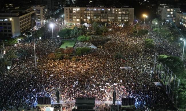 Хиляди израелци на протест заради отслабването на мерките