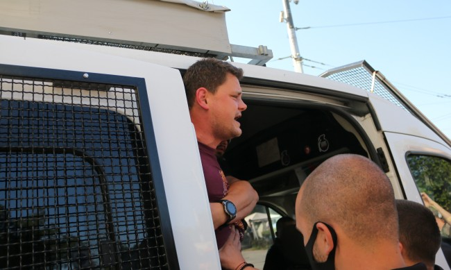 Петър Кърджилов излезе от ареста след 72 часа