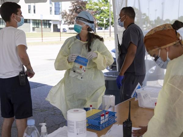 Ръководителят на групата за справяне с коронавируса към Белия дом