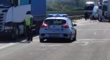 Арестуваха турски шофьор, пробвал да подкупи катаджии
