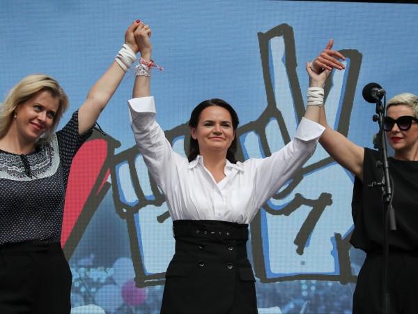 Светлана Тикановская би предпочела да пържи котлети у дома, отколкото