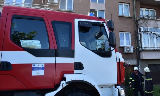 Възрастна жена загина при пожар във Велико Търново