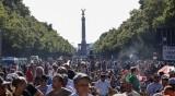 """""""Ковидиоти"""":  След хилядния протест в Германия са ужасени"""