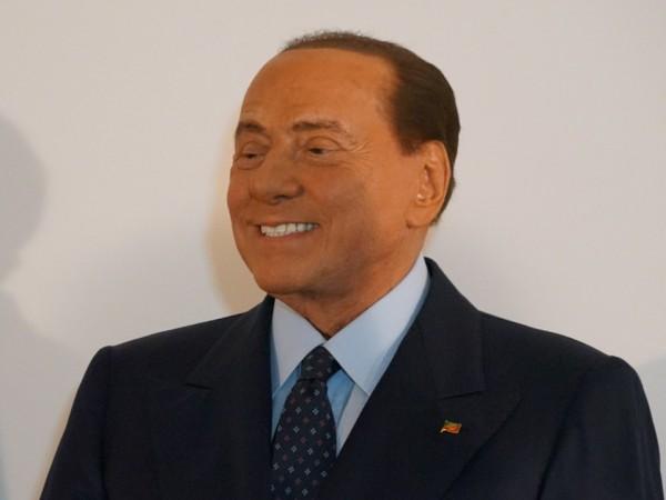Луиджи Берлускони, най-малкият син на бившия премиер Силвио Берлускони и