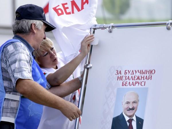 Съдбата на Беларус се решава на настоящите президентски избори, каза