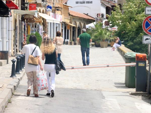 Туристическият бизнес във Велико Търново е на ръба на оцеляването.