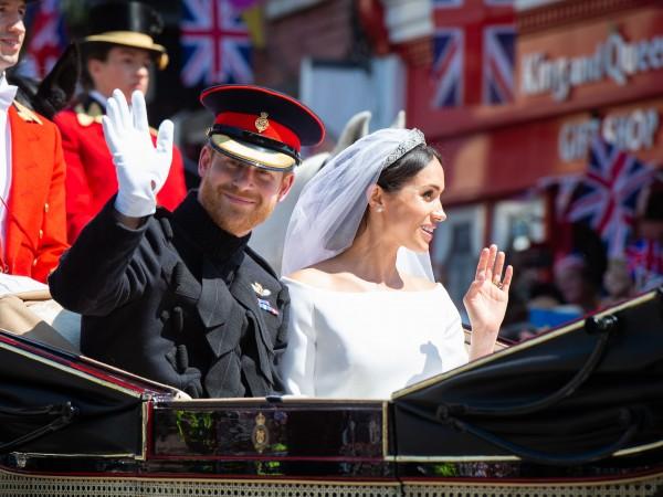 На сватбения си ден Меган Маркъл блестеше с тиарата на