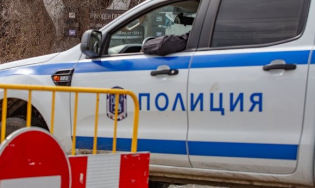 Шофьори се стреляха в движение край София
