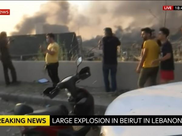 Няма данни за пострадали български граждани при взрива днес вливанската