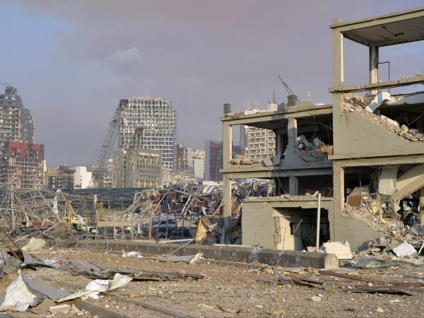 78 са вече жертвите след взрива в ливанската столица Бейрут,