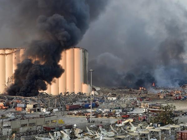 Тридневен траур в Ливан, след като столицата Бейрут беше разтърсена