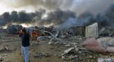 Тръмп: В Бейрут е избухнала бомба според генерали