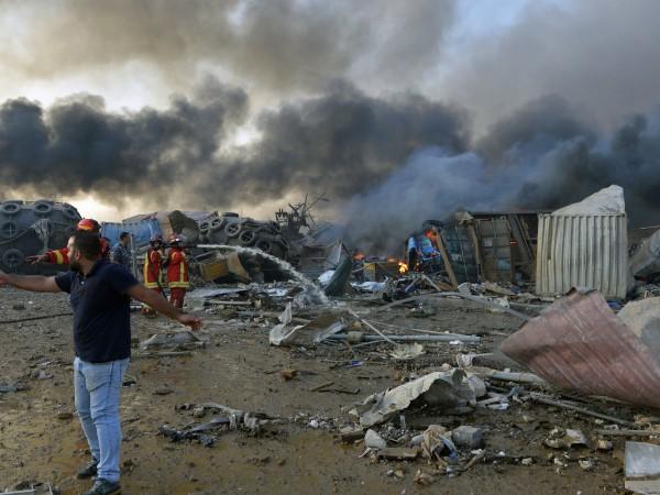 Американските генерали смятат, че в ливанската столица Бейрут е избухнала