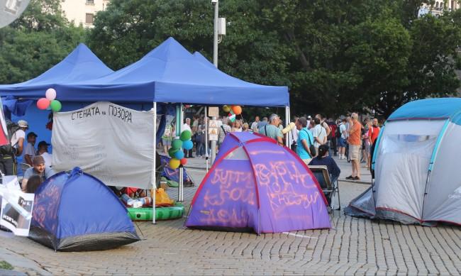 Граждани събират подписи срещу блокадите в София