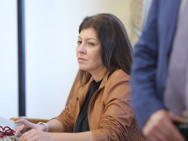 Медийният съветник на премиера Бойко Борисов Севдалина Арнаудова напуска работата