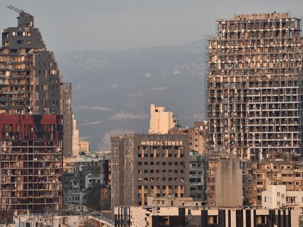 Страшният взрив в ливанската столица Бейрут отне живота на над