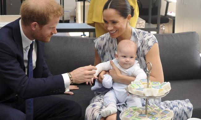 Хари съжалява: Арчи няма да е близък с братовчедите си