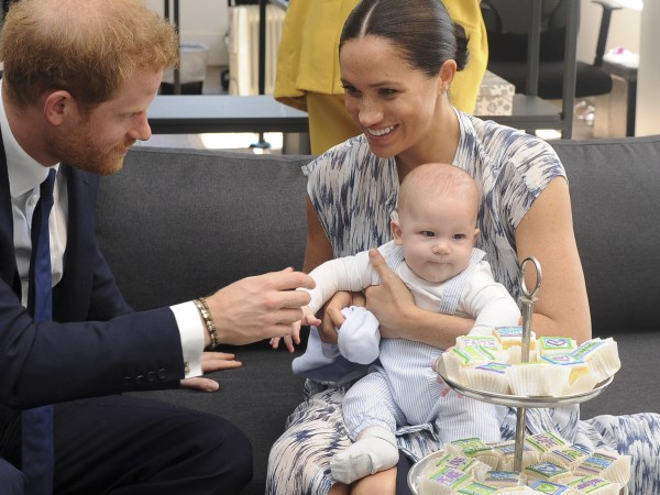 Принц Хари много искал сина му Арчи да бъде най-добър