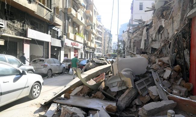 Радев поднесе съболезнования на ливанския си колега Аун