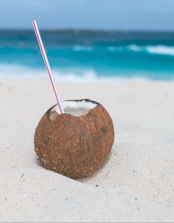 4 ползи от кокосовата вода