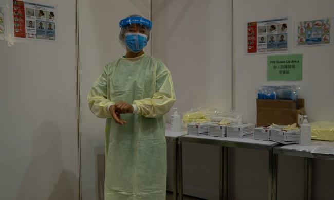 От Китай: 90% от излекуваните от COVID с увреждания на белия дроб