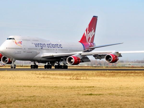 Авиокомпания Virgin Atlantic подаде молба за защита от фалит по