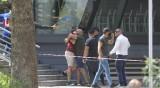 Лицето, нападнало журналисти в София Тех Парк, не било от охраната