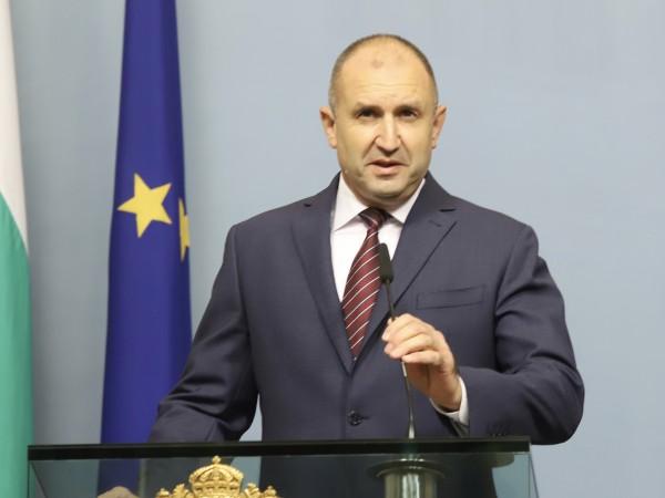Държавният глава Румен Радев обсъди необходимостта от промени в Конституцията