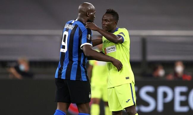 Лукаку пак бележи, Интер напред в Лига Европа