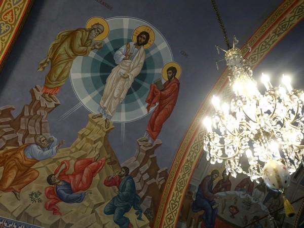 На 6 август Българската православна църква отбелязва празника Преображение Господне.